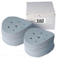 STAR - DISCOS ABRASIVOS VAD Velcro 145mm